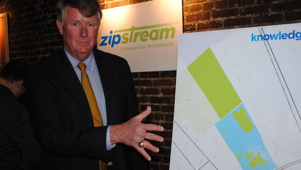 Zipstream fast Internet coming to Rock Hill business parks, homes - Charlotte Business Journal