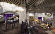 A rendering of the Valhalla club.