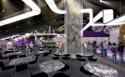 A rendering of the Field Club.