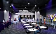 A rendering of the Ice Club.