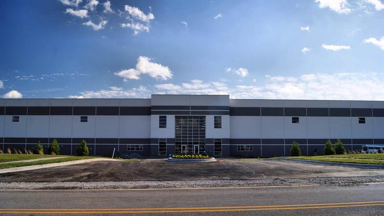 Louisville Public Warehouse has completed this 150,000-square-foot facility as part of its America Place at River Ridge campus in Southern Indiana.