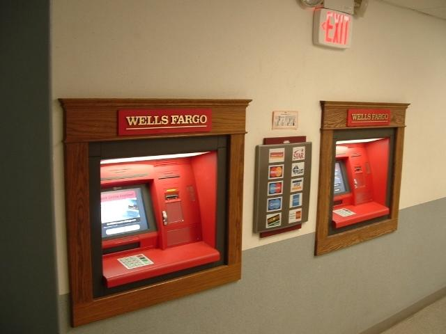 Wells Fargo has two ATMs in Antarctica, which might look like an appealing place for the bank's annual meeting if it wants to avoid protestors.
