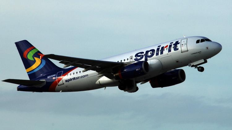 Spirit Airlines is adding new seasonal service from Chicago's O'Hare Airport to Portland, OR., and Baltimore.