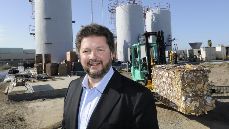 "Greenwise Joint Venture treasurer and PackageOne CEO Tom Kandris says Greenwise will be changing its scope. It lost two key staff members in the last few months. ""Sometimes we were too broad in our scope,"" he said. ""We're going to try better to pick and choose the things that are in that road map."""