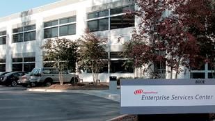 Ingersoll-Rand is based in Ireland, but most of its corporate functions are in Davidson.