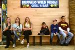 Malls turning retail space into sit-down eateries