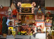 General Pattern avoided layoffs during the recession by putting people to work making Christmas displays.