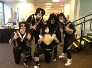 Human services: Large companies Alliance Data Systems Corp.  Alliance Data Systems leaders dressed as the rock band Kiss and performed for employees as part of a 2012 fundraiser for United Way.  At a glance: Volunteers: 790 Top charity: Mid-Ohio Foodbank