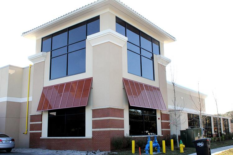 Trader Joe's under construction at 3808 W. Swann Ave., Tampa.