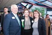 Allen Ramsaur, of the Tennessee Bar Association, with Jimmie Lynn Ramsaur, of the U.S. Attorney's Office, and Kate Ramsaur