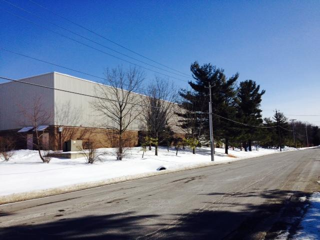 A trampoline park is expected to open this spring in Colonie, NY at this former U.S. Postal Service sorting facility.