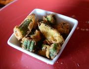 And, of course, fried okra