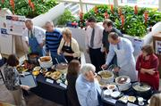 Arts: Medium companies Porter Wright Morris & Arthur LLP  A United Way Chili Cookoff at the law firm was a success.  At a glance: Volunteers: 140 Top charities: Columbus Museum of Art, BalletMet, CAPA, ProMusica, Greater Columbus Arts Council