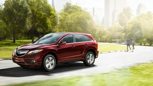 10. Acura RDX: Number registered in 2012: 338. Cost starts at $34,320