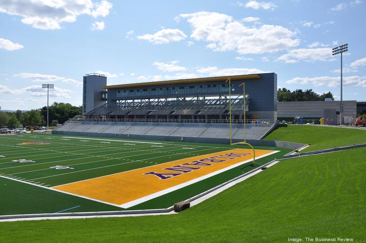 UAlbany's $18 million football stadium opened in fall 2013. It seats 8,500 people now, and can be expanded in the future with permanent seating on the opposite sideline. The actual field is named for legendary coach Bob Ford, who resurrected football at the school. He coached for 33 years, retiring after last season.