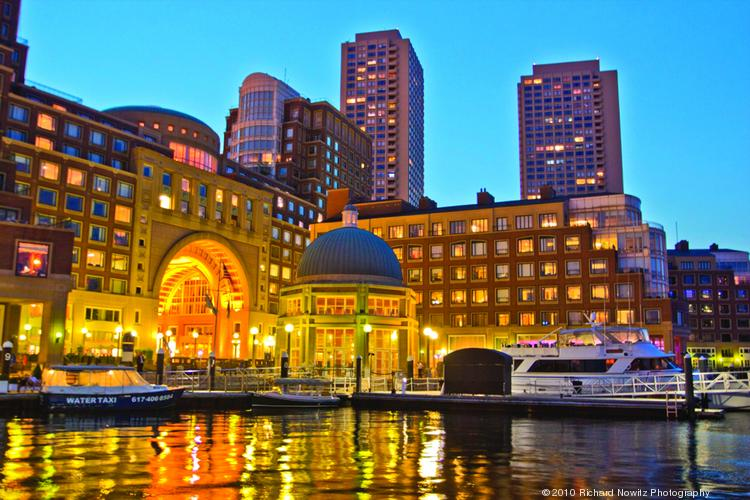 The Boston Harbor Hotel has made the BBJ's Most Admired list for two-consecutive years.