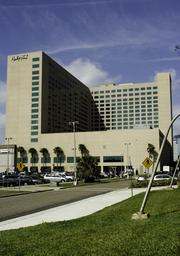 2011: The hotel is scheduled for foreclosure auction, which is canceled as Chartres continues to try to work out its debt. The hotel will be scheduled for several auctions over the next two years.