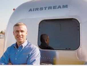 Bob Wheeler is president and CEO of Airstream.