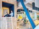 S.F. to get innovation center funded by Capital One