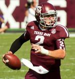 Nike courts possible No. 1 pick <strong>Johnny</strong> <strong>Manziel</strong>