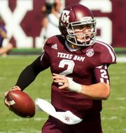 Nike has confirmed that projected No. 1 NFL draft pick Johnny Manziel has signed a multiyear endorsement deal with the company.