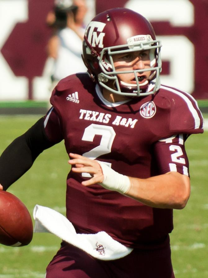 Nike has confirmed that projected No. 1 NFL draft pick Johnny Manziel is visiting the company's Washington County campus.