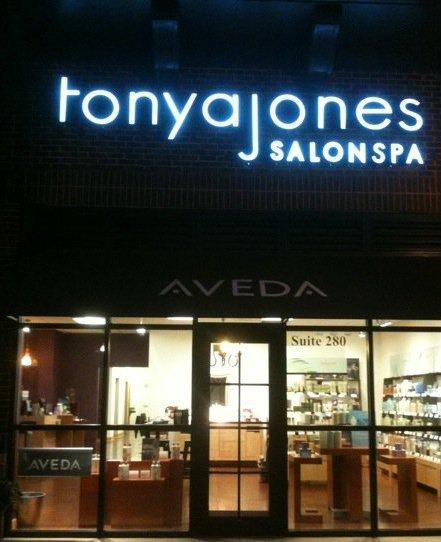 Tonya Jones is opening a second SalonSpa location in Mountain Brook's English Village.