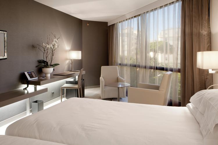 An AC Hotel in Madrid, Spain. The chain could make a U.S. debut in Minneapolis.