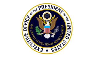 The seal of the United States Trade Representative