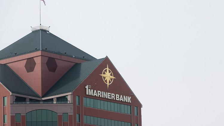 National Penn Bank pulled out of the running to acquire Baltimore's First Mariner Bank.