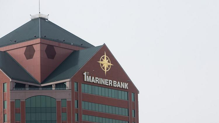 First Mariner Bank's recapitalization could allow CareFirst BlueCross BlueShield to take over naming rights on what has been known as the First Mariner tower.