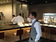 Inside the new Guard & Grace restaurant at 1801 California, which opens in March.