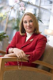 Linda Ferris, vice president of Centura Health's oncology system of care