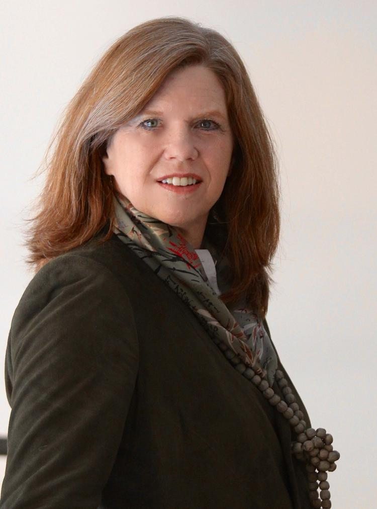 """Virginia A. """"Ginny"""" Logan took over as executive director of the Brandywine Conservancy and Museum of Art in December 2011."""