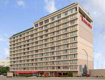 The former Ramada hotel in Queensgate is for sale.