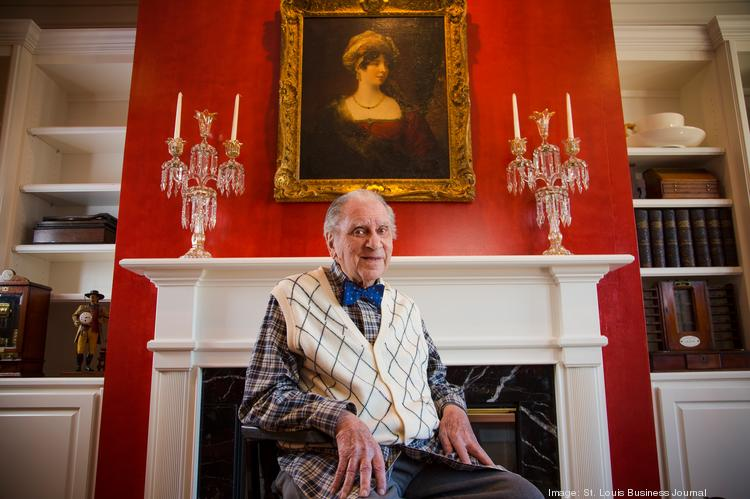 At 102, Eric Newman sits atop the world of coins and currencies