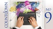 Web content writer (one to five years experience) Low: $45,750 High: $68,500