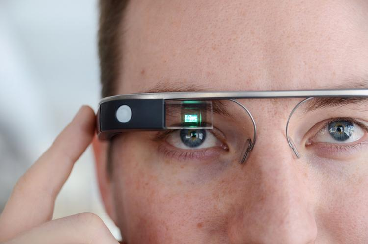 I tried on Google Glass and my life will never be the same. (This is not a photo of me. It's a stock image.)