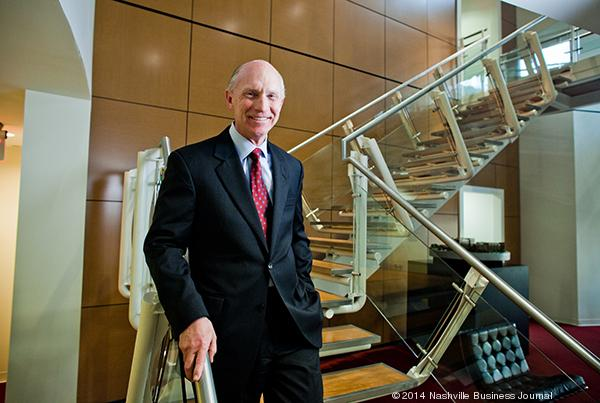 James Bearden is CEO of Gresham, Smith and Partners.