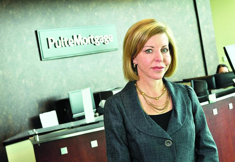 Debra Still is president and CEO of Pulte Mortgage and Pulte Financial Services.