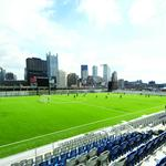 Stadium 'domino effect' led to Riverhounds filing, minority owner says