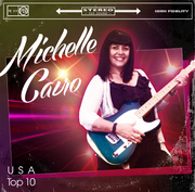 """Michelle Cairo, Olympic Provisions. Genre: Late 80's. Performer: Pat Benatar. Song: """"Hit Me with Your Best Shot,"""" by Pat Benatar."""