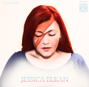 """Jessica Elkan, New Avenues for Youth. Genre: Art rock. Band: Talking Heads. Song: """"Heroes,"""" by David Bowie."""