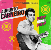 """Augusto Carneiro, Nossa Familia Coffee. Genre: Brazilian Bossa Nova. Band: Pink Martini. Song: """"Learning to Fly,"""" by Pink Floyd."""
