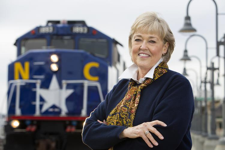 Cheryl McQueary is the N.C. Board of Transportation representative for Division 7