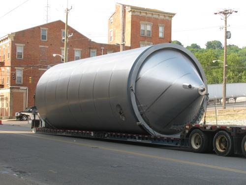 Cincinnati's Samuel Adams brewery is adding a $3.5 million beer storage building and $2.3 million worth of beer storage tanks. Another nine tanks are being added at the facility's bottling and packaging building.