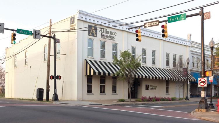 Uncle Sam lost more than half its investment in Gaston County's Alliance Bank & Trust.