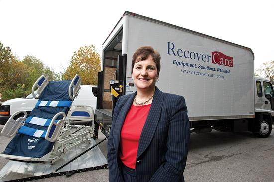 Mary Zappone is CEO of RecoverCare LLC, a company that provides Bariatric Support Surfaces, Therapeutic Support Surfaces, Wound Care and Safe Patient Handling Equipment.