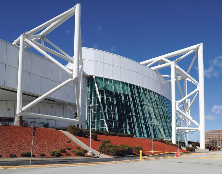 One development plan would repurpose and renovate Kemper Arena, and another would raze it and rebuild.
