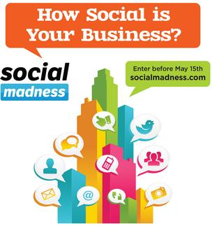 The nominations phase for Social Madness runs through May 15.